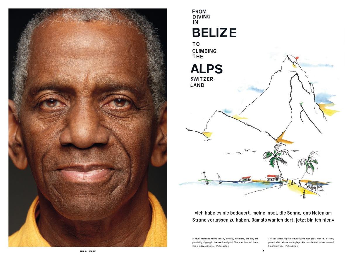 Philip, Belize